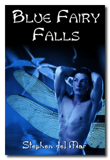 Blue Fairy Falls book cover