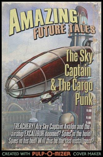 Skycaptain Cover