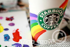 starbucks rainbow cup small_2621372497