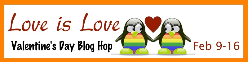 """Love is Love"" LGBT Valentine's Day Blog Hop"
