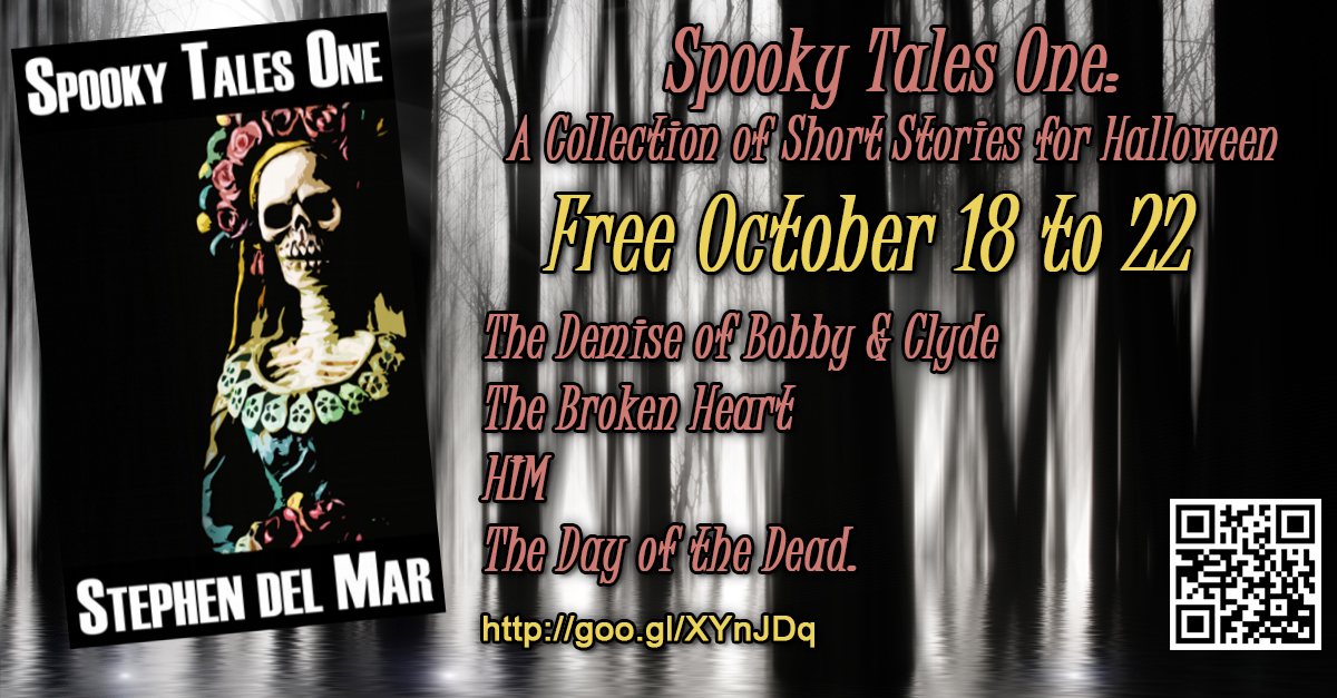 Short Story Collection Free for Halloween!