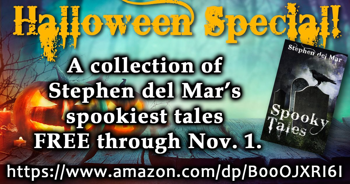Halloween Special: Free Short Story Collection!